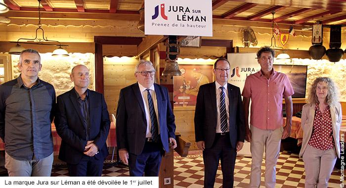 Jura sur Léman, marque dévoilée