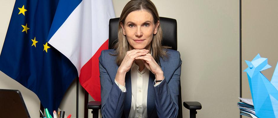 Interview : Agnès Pannier-Runacher Ministre déléguée auprès du ministre de l'économie, des finances et de la relance, chargée de l'industrie