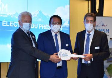 Jean-Luc Boch élu à la tête de l'ANMSM