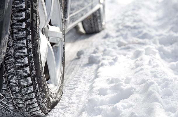 Les « pneus neige» obligatoires dès novembre 2021