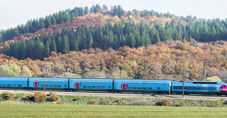 Mobilité : la SNCF va déployer des TGV Ouigo tout l'hiver