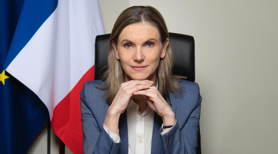 Agnès Pannier-Runacher : «La crise doit être l'occasion  de se réinventer»