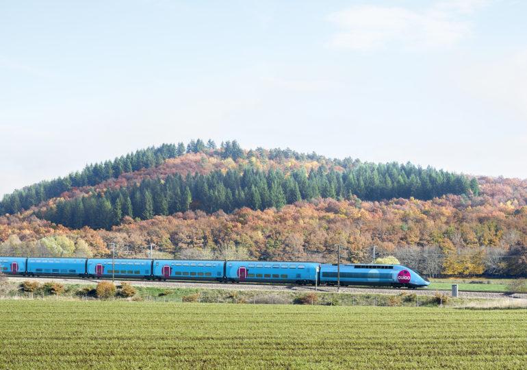 Des TGV OUIGO tout l'hiver