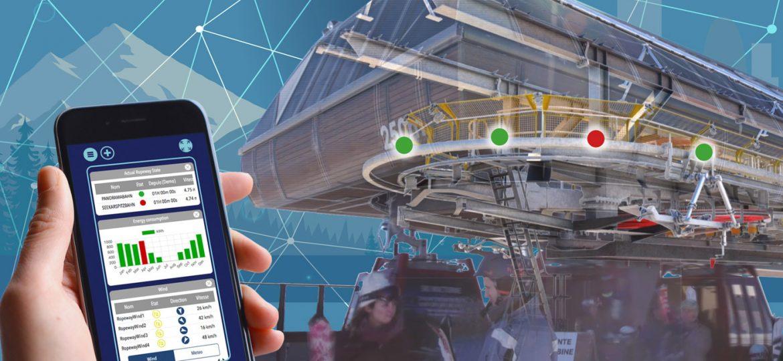 POMA : des solutions digitales sur-mesure pour une gestion optimale des domaines skiables (Publirédactionnel)